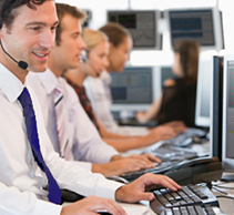 Contact centre solutions
